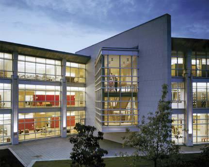 Campus Building :: North Shore Community College