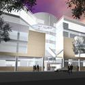 Campus Building :: Vista Community College