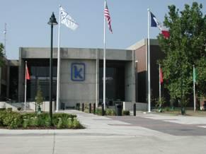 College Building :: Kirkwood Community College
