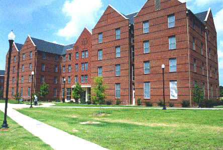 College Buildings :: Albany State University