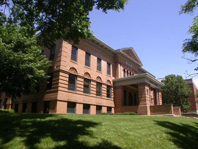 Augsburg Seminary Building :: Augsburg University