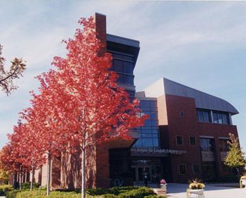 Campus Building :: Augsburg University
