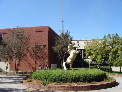 J. L. Branch Student Center :: Abraham Baldwin Agricultural College