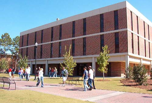 Conger Hall :: Abraham Baldwin Agricultural College