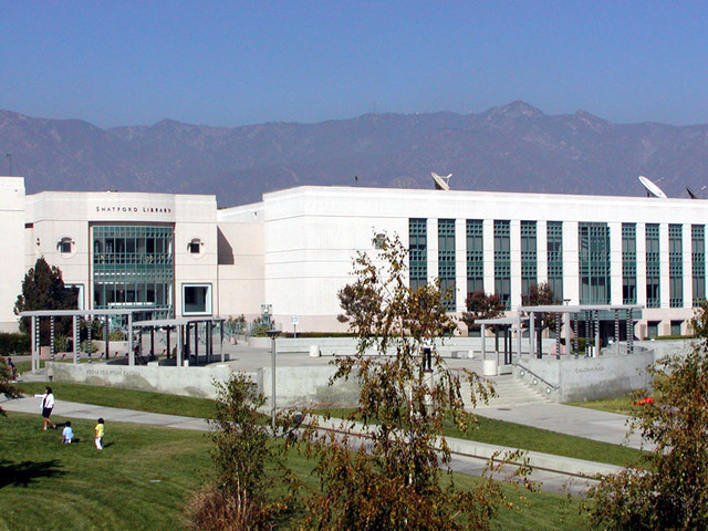 Shatford Library :: Pasadena City College