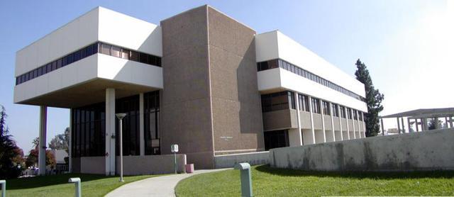 U- Building :: Pasadena City College