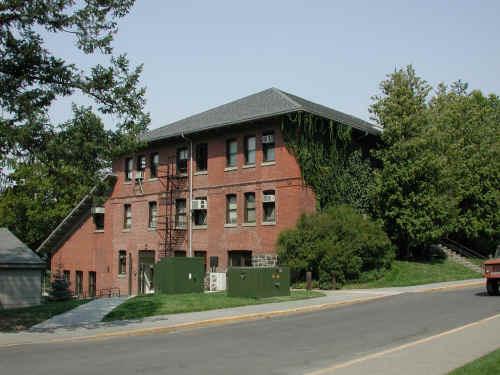 Art&Architechture building :: University of Idaho