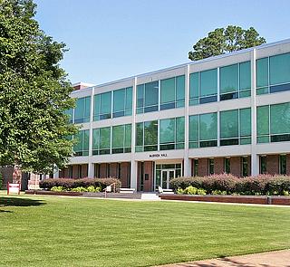 McBrien Hall :: Henderson State University