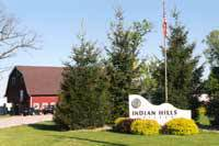 Campus Entrance :: Indian Hills Community College