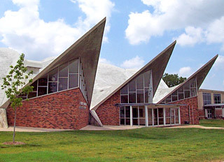 Ashcroft Activities Center :: Evangel University