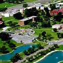Campus - Aerial view :: Newman University
