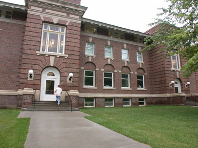 McWethy Hall :: Cornell College