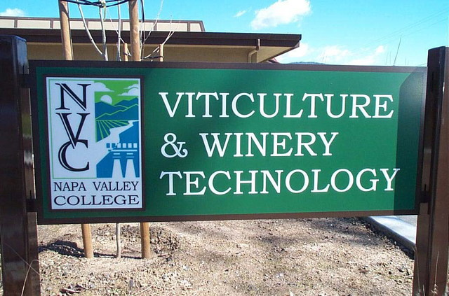 Viticulture and Winery Technology :: Napa Valley College