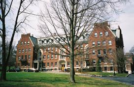 Campus Building :: Amherst College