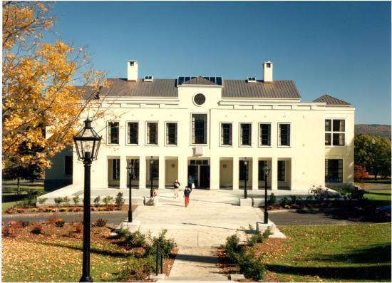 Campus Center :: Amherst College