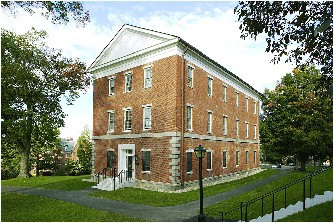 Williston Hall :: Amherst College
