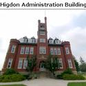 Higdon Administration Building :: Graceland University-Lamoni