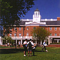 College Building :: Washington College