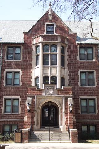 College Building :: Lindenwood University