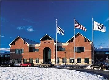 College building :: Tulsa Community College