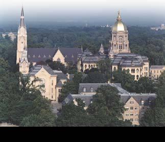 University of Notre Dame :: University of Notre Dame