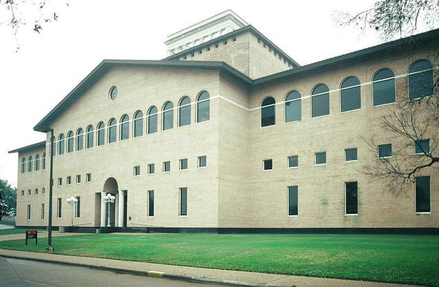 University Building :: University of Houston