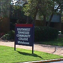sign :: Southwest Tennessee Community College