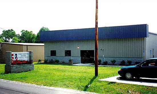 Building :: Volunteer State Community College