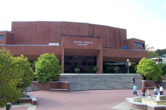 George Benson Auditorium :: Harding University