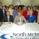 sign :: North Metro Technical College