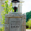 sign :: Oxford College of Emory University