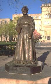 statue :: Bradley University