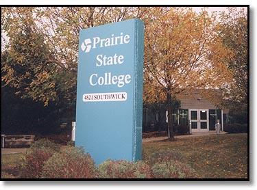 sign :: Prairie State College