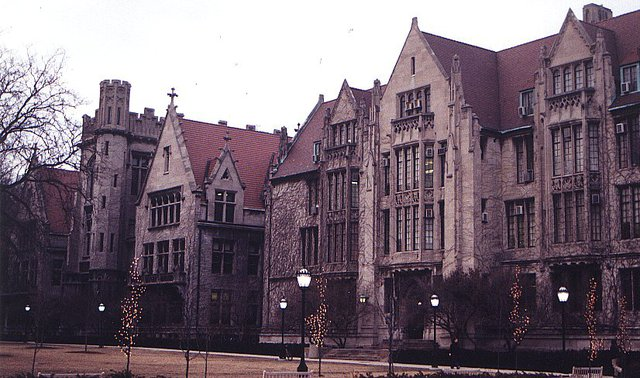 building :: University of Chicago