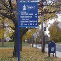 sign :: Rivier University