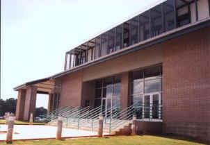 Campus Building :: Meridian Community College