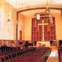 Church Interior :: Emmaus Bible College