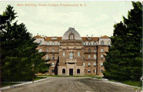 building :: Vassar College