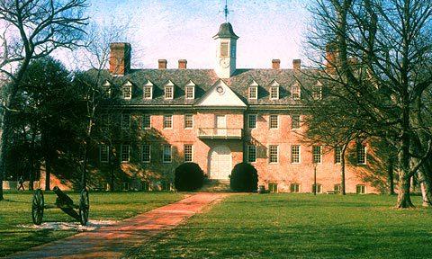 campus :: College of William and Mary
