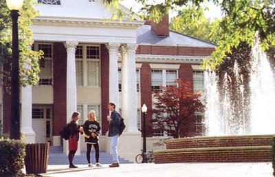 building :: University of Mary Washington
