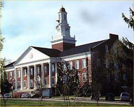 University Building :: Tennessee Technological University