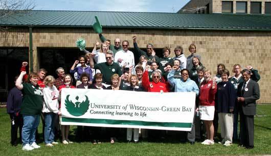 banner :: University of Wisconsin-Green Bay