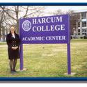 sign :: Harcum College