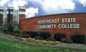 Entrance :: Northeast State Community College