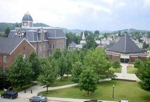 campus :: Waynesburg University