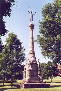 statue :: Waynesburg University