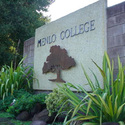 College Entrance :: Menlo College