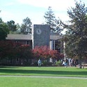 Quad-Area Brawner Hall :: Menlo College