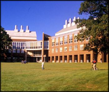 University Building :: University of New England