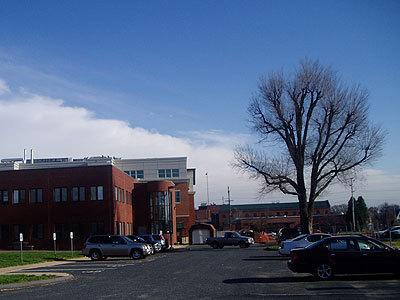 College Campus :: Cecil College